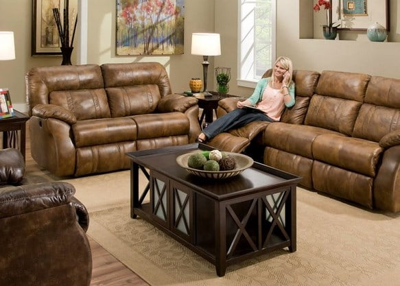 Greens Furniture West Plains Missouri Living Room